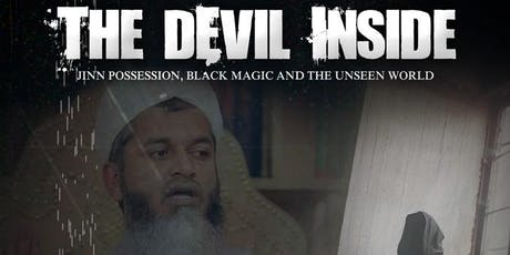 The Devil Inside: FREE Seminar in London with Shaykh Hasan Ali! tickets