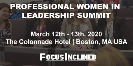 Professional Women in Leadership Summit tickets