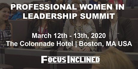 Professional Women in Leadership Summit tickets