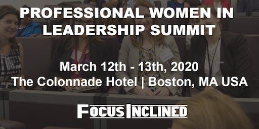 Professional Women in Leadership Summit