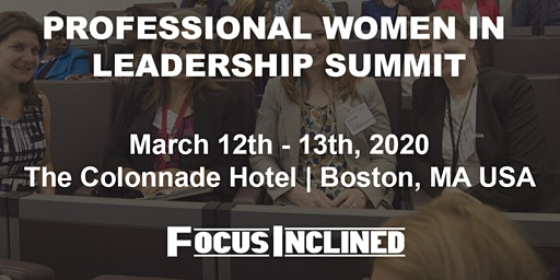 Professional Women in Leadership Summit