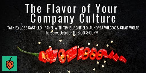 The Flavor of Your Company Culture