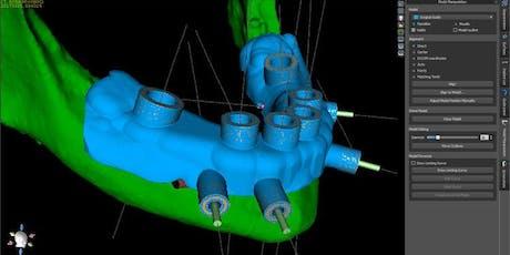 3D in Odontoiatria: chirurgia guidata e modelli 3D con software gratuiti biglietti