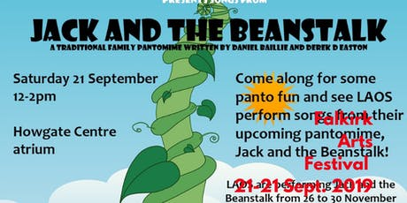 Larbert Amateur Operatic Society tickets