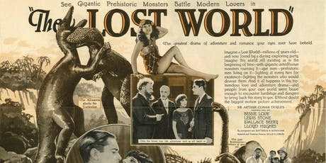 AERONAUT Silent Film Club, Vol. 3: THE LOST WORLD tickets