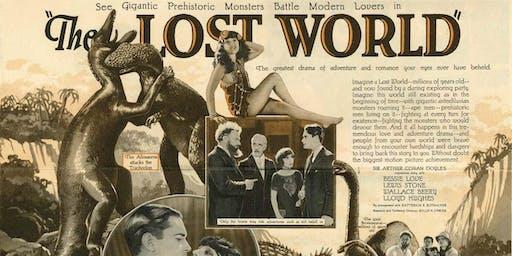 AERONAUT Silent Film Club, Vol. 3: THE LOST WORLD