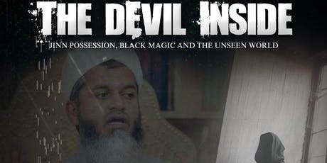 The Devil Inside: FREE Seminar in Glasgow with Shaykh Hasan Ali!  tickets