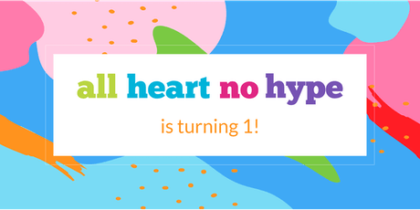 AHNH turns 1! Happy birthday to (all of) us! tickets