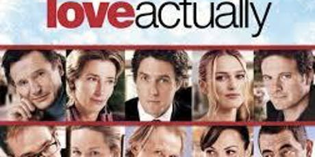 Eatfilm presents Love Actually - SOLD OUT tickets