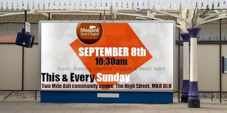 Church near me Every Sunday - MSCI Churches near you tickets