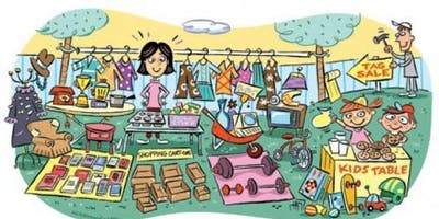 The Assembly Theatre Community Yard Sale VENDORS WANTED