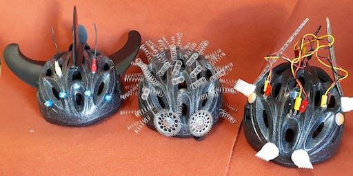 Halloween headpieces