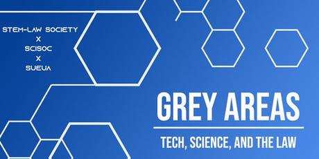 Grey Areas: Tech, Science, and the Law tickets