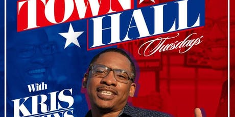 Town Hall Tuesday's tickets