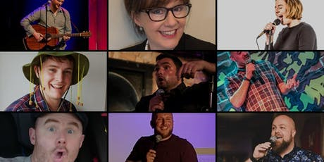 Comedy at The Exchange tickets