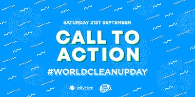 CTA #1: World Clean Up Day