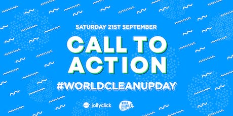 CTA #1: World Clean Up Day billets