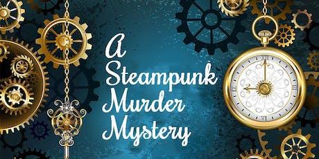 Steampunk Murder Mystery tickets