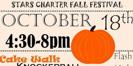 STARS Charter Fall Festival tickets