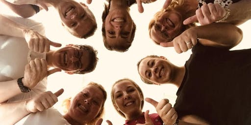 Certified Laughter Yoga Leader Training - Manchester