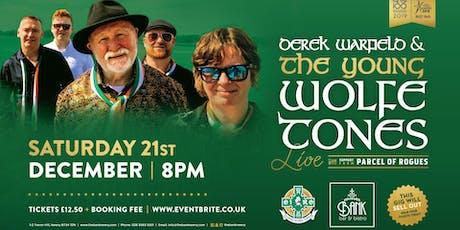 Derek Warfield & the Yong Wolfe Tones tickets
