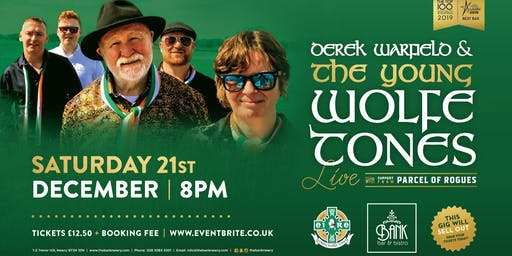 Derek Warfield & the Young Wolfe Tones