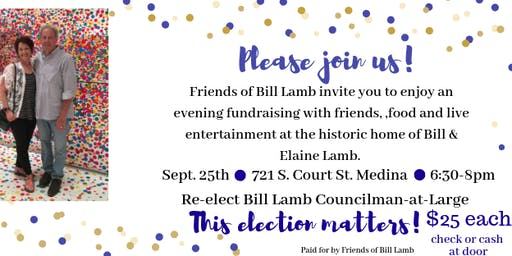 Re-Elect Bill Lamb