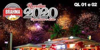 Reveillon Chopp Brahma Leme 2020