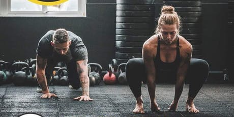 Workshop Phase 6 Fitness:  Kettlebell, Bodyweight e Movimenti Primordiali biglietti