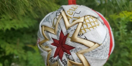 Quilted Ornament tickets