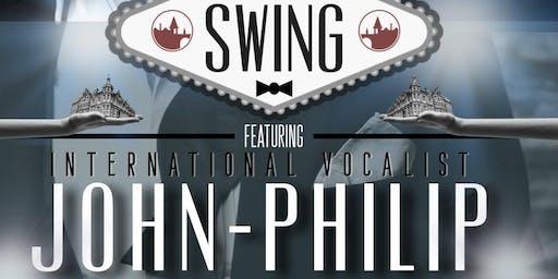 Festive Swing In The Bailiff With John-Philip Bowen