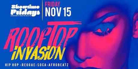 Hip Hop Caribbean Afrobeats @ Hudson Terrace tickets