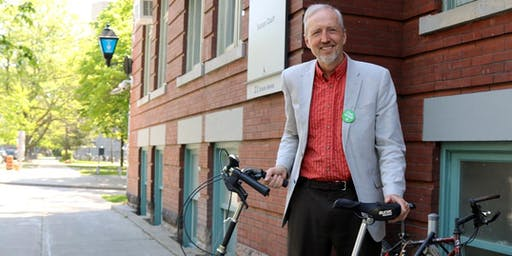 Green Party, Tim Grant Talk, Q&A
