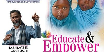 Educate and Empower - DC