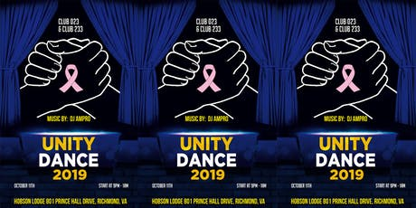 Unity Dance 2019 tickets