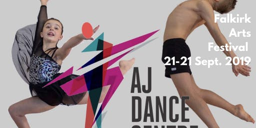 AJ Dance Childrens Workshops
