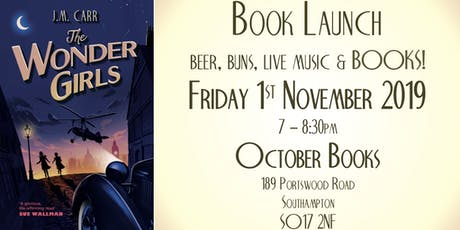 'The Wonder Girls' Book Launch tickets