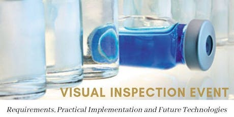 PDA Ireland: Visual Inspection Event tickets