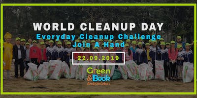 World Cleanup Day - Everyday Cleanup Challenge Join A Hand