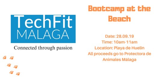 TechFit - Bootcamp at the Beach