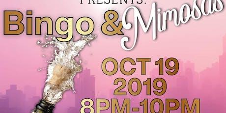 Bingo & Mimosas tickets