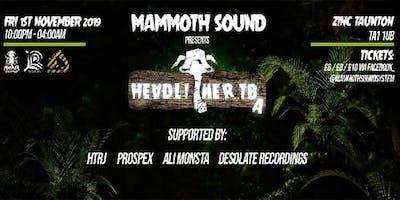 Mammoth Sound Halloween Special - Headliners TBA