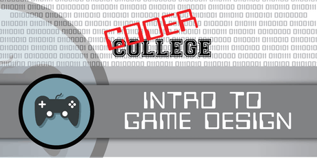 Intro to Game Design (The Hutchins School) - Term 3 School Holidays 2019 tickets
