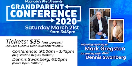 Grandparent Conference 2020 tickets