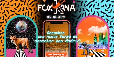 Foxkana entradas