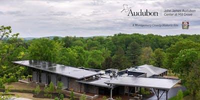 Networking Event at John James Audubon Center at Mill Grove