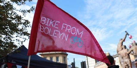 Bike From Boleyn tickets