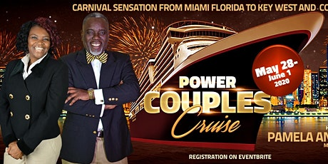 Power Couple's Cruise boletos