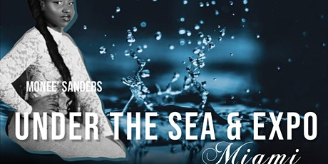 Alopecian Beauty Mixer Miami (Under the Sea Edition) tickets