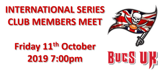 BucsUK International Series Meet